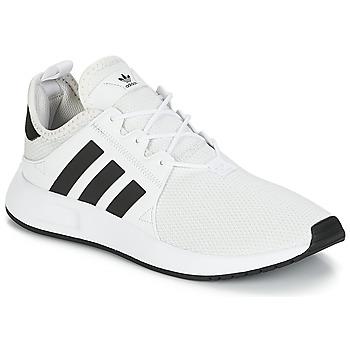 鞋子 男士 球鞋基本款 Adidas Originals 阿迪达斯三叶草 X_PLR 白色