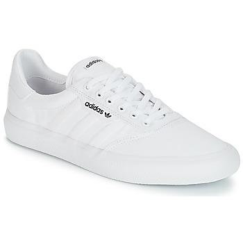 鞋子 球鞋基本款 Adidas Originals 阿迪达斯三叶草 3MC 白色