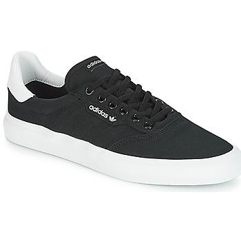 鞋子 球鞋基本款 Adidas Originals 阿迪达斯三叶草 3MC 黑色