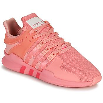 鞋子 女士 球鞋基本款 Adidas Originals 阿迪达斯三叶草 EQT SUPPORT ADV W 玫瑰色
