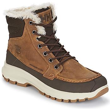 鞋子 男士 短筒靴 Helly Hansen 海丽汉森 GARIBALDI V3 棕色