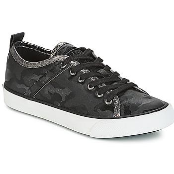 鞋子 女士 球鞋基本款 Guess JOLIE 黑色