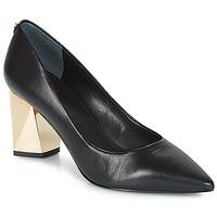 鞋子 女士 高跟鞋 Guess BAFI 黑色 / 金色