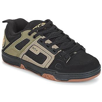 鞋子 球鞋基本款 DVS COMANCHE 灰色 / 黑色