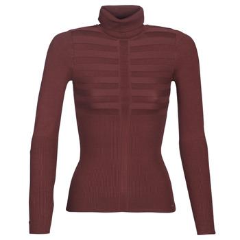 衣服 女士 羊毛衫 Morgan MENTOS 波尔多红