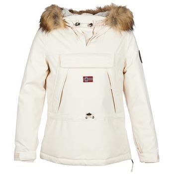 衣服 女士 棉衣 Napapijri SKIDOO 白色