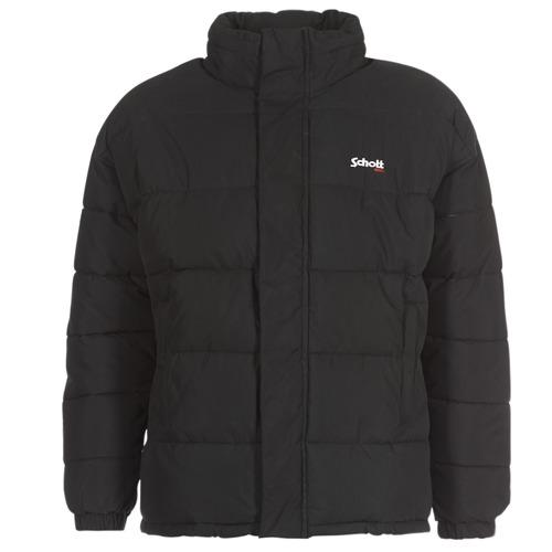衣服 羽绒服 Schott NEBRASKA 黑色