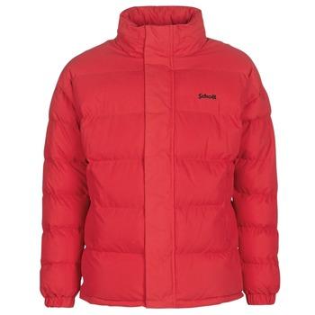 衣服 羽绒服 Schott NEBRASKA 红色