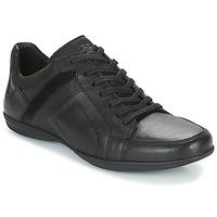 鞋子 男士 德比 TBS TRIMMER 黑色
