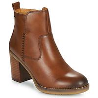 鞋子 女士 短靴 Pikolinos 派高雁 POMPEYA W9T 驼色