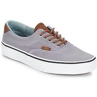 鞋子 男士 球鞋基本款 Vans 范斯 ERA 59 灰色