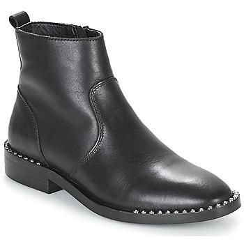 鞋子 女士 短筒靴 Bullboxer TELMASSA 黑色