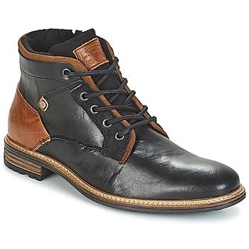 鞋子 男士 短筒靴 Bullboxer NIRINA 黑色