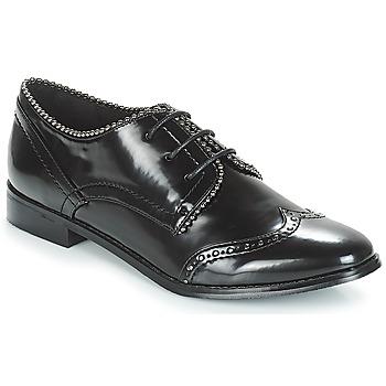 鞋子 女士 德比 Moony Mood JENNY 黑色