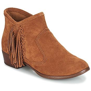 鞋子 女士 短靴 Minnetonka BLAKE BOOT 驼色