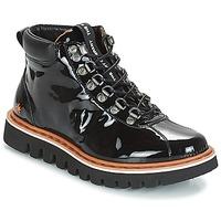 鞋子 女士 短筒靴 Art TORONTO 黑色