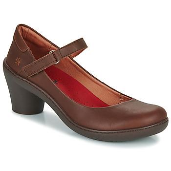 鞋子 女士 高跟鞋 Art ALFAMA 棕色