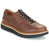 鞋子 男士 德比 Art TORONTO 棕色
