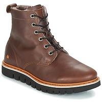 鞋子 男士 短筒靴 Art TORONTO 棕色