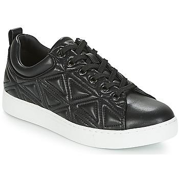 鞋子 女士 球鞋基本款 Emporio Armani DELIA 黑色