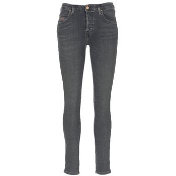 衣服 女士 紧身牛仔裤 Diesel 迪赛尔 BABHILA 灰色