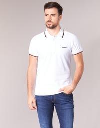 衣服 男士 短袖保罗衫 Diesel 迪赛尔 T RANDY BROKEN 白色