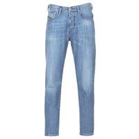 衣服 男士 直筒牛仔裤 Diesel 迪赛尔 MHARKY 蓝色
