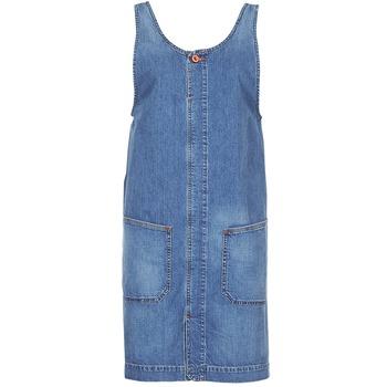 衣服 女士 短裙 Diesel 迪赛尔 DE DATY 蓝色