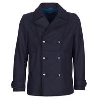 衣服 男士 大衣 Diesel 迪賽爾 W BANFI 海藍色