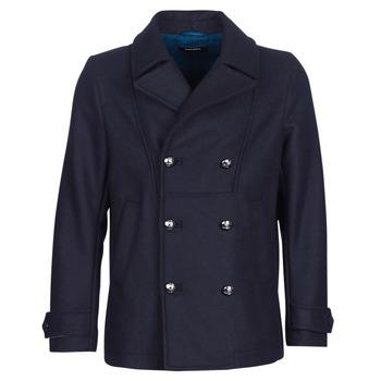 衣服 男士 大衣 Diesel 迪赛尔 W BANFI 海蓝色