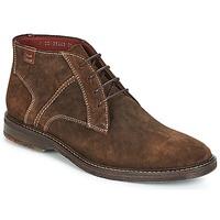 鞋子 男士 短筒靴 LLOYD DALBERT 棕色