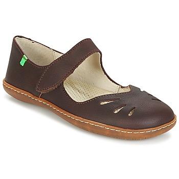 鞋子 女士 平底鞋 El Naturalista EL VIAJERO 棕色