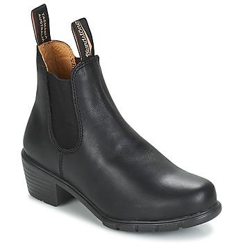 鞋子 女士 短筒靴 Blundstone WOMEN'S HEEL BOOT 黑色
