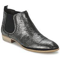 鞋子 女士 短筒靴 Un Matin d'Ete 夏日晨光 TOBAGO 黑色 / 银灰色