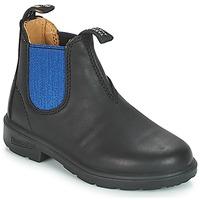 鞋子 儿童 短筒靴 Blundstone KIDS BOOT 黑色