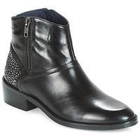 鞋子 女士 短筒靴 Dorking CELINE 黑色