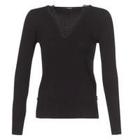 衣服 女士 羊毛衫 Guess BETH 黑色