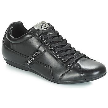 鞋子 男士 球鞋基本款 Redskins TONAKI 黑色