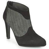 鞋子 女士 短靴 Peter Kaiser PATRINA 黑色 / 灰色