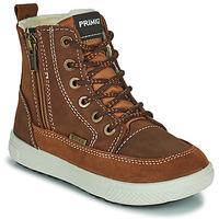 鞋子 男孩 雪地靴 Primigi PCA 24130 棕色