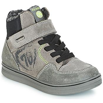 鞋子 男孩 高帮鞋 Primigi AYGO GORE-TEX 灰色