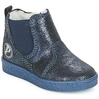 鞋子 女孩 短筒靴 Primigi WODY 蓝色