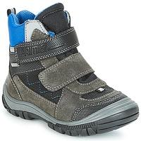 鞋子 男孩 雪地靴 Primigi PNA 24355 GORE-TEX 灰色 / 蓝色