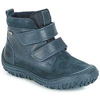 鞋子 男孩 短筒靴 Primigi POG 24371 GORE-TEX 蓝色