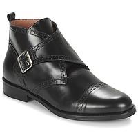 鞋子 女士 短筒靴 Jonak DRISANA 黑色