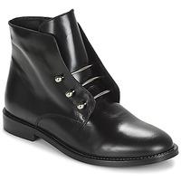 鞋子 女士 短筒靴 Jonak DHAVLEN 黑色