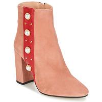鞋子 女士 短靴 Jonak CHERRY 玫瑰色