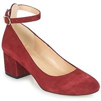 鞋子 女士 高跟鞋 Jonak VESPA 红色