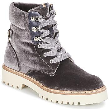 鞋子 女士 短筒靴 Marc O'Polo LUCIA 2B 灰色