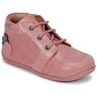 鞋子 女孩 短筒靴 Aster DILA 玫瑰色